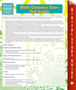Math Common Core 2nd Grade (Speedy Study Guide)
