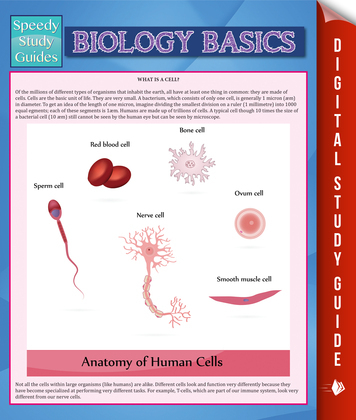 Biology Basics (Speedy Study Guide)