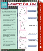 Geometry For Kids (Speedy Study Guide)