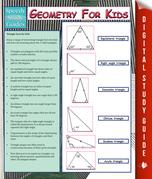 Geometry For Kids (Speedy Study Guide)