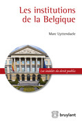 Les institutions de la Belgique