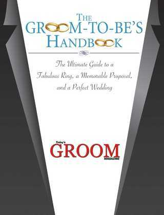 The Groom-to-Be's Handbook
