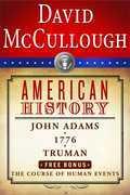 David McCullough American History E-book Box Set