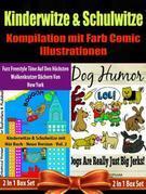 Kinder Bücher: Comic Für Kinder - Kinderwitze & Schulwitze mit Hör Buch: Furz Freestyle Töne Auf Den Höchsten Wolkenkratzer Dächern Von New York & Dar
