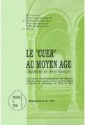 Le «cuer» au Moyen Âge