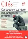 Cités 2014 - N° 60