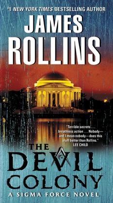 Image de couverture (The Devil Colony: A Sigma Force Novel)