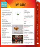 Bar Guide (Speedy Study Guides)