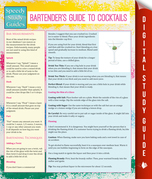 Bartender's Guide To Cocktails (Speedy Study Guides)