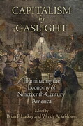Capitalism by Gaslight: Illuminating the Economy of Nineteenth-Century America