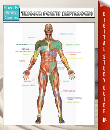 Trigger Points (Advanced) Speedy Study Guides
