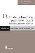 Droit de la fonction publique locale