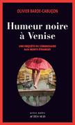 Humeur noire à Venise