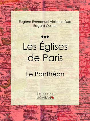 Les Eglises de Paris
