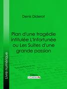 Plan d'une tragédie intitulée L'Infortunée ou Les Suites d'une grande passion