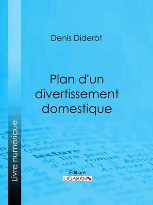 Plan d'un divertissement domestique