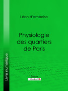 Physiologie des quartiers de Paris