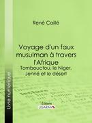 Voyage d'un faux musulman à travers l'Afrique