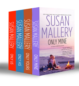 Fool's Gold Collection Part 2: Only Mine / Only Yours / Only His / Only Us: A Fool's Gold Holiday (Mills & Boon e-Book Collections)