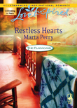 Restless Hearts (Mills & Boon Love Inspired) (The Flanagans, Book 6)