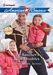 The Rancher's Twin Troubles (Mills & Boon Love Inspired) (The Buckhorn Ranch, Book 2)