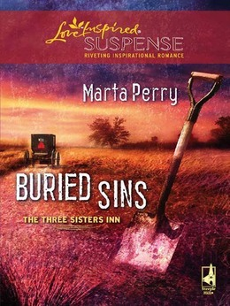 Buried Sins (Mills & Boon Love Inspired) (The Three Sisters Inn, Book 3)