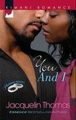 You and I (Mills & Boon Kimani) (Platinum Brides, Book 2)