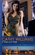 In Want of a Wife? (Mills & Boon Modern)