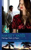 Marriage Made on Paper (Mills & Boon Modern)