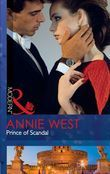 Prince of Scandal (Mills & Boon Modern)