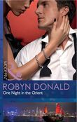 One Night in the Orient (Mills & Boon Modern)