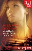 Society Wives: Secret Lives (Mills & Boon By Request)