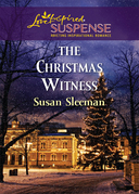 The Christmas Witness (Mills & Boon Love Inspired Suspense)