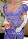 Regency Marriages: A Compromised Lady / Lord Braybrook's Penniless Bride (Mills & Boon M&B)