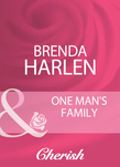 One Man's Family (Mills & Boon Cherish)