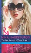 The Last Summer of Being Single (Mills & Boon Modern Heat)