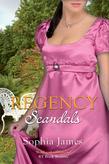 Regency Scandals: High Seas To High Society / Masquerading Mistress (Mills & Boon M&B)