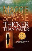 Thicker Than Water (Mills & Boon M&B)