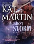 Against the Storm (The Raines of Wind Canyon, Book 4)