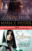 Maria V. Snyder Collection: Poison Study (Soulfinders, Book 1) / Storm Glass