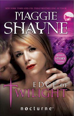 Edge of Twilight (Mills & Boon Nocturne)