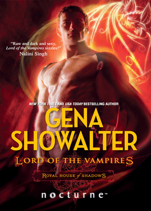 Lord of the Vampires (Mills & Boon Nocturne) (Royal House of Shadows, Book 1)