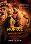 Lord of Rage (Mills & Boon Nocturne) (Royal House of Shadows, Book 2)