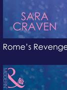 Rome's Revenge (Mills & Boon Modern)
