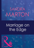 Marriage On The Edge (Mills & Boon Modern) (The Barons, Book 1)