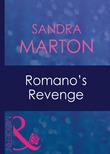 Romano's Revenge (Mills & Boon Modern)