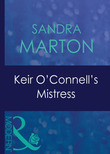 Keir O'connell's Mistress (Mills & Boon Modern) (The O'Connells, Book 2)