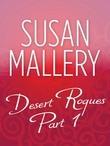 Desert Rogues Part 1 (Mills & Boon M&B)