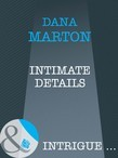 Intimate Details (Mills & Boon Intrigue)
