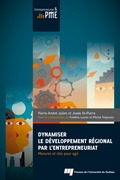 Dynamiser le développement régional par l'entrepreneuriat